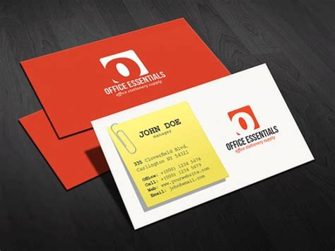 business card templates developers feed
