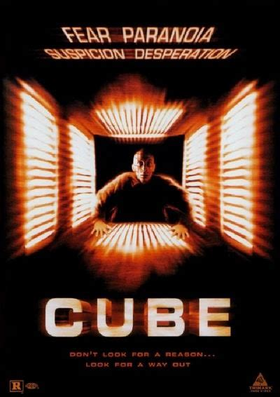 Cube is one of the fewest blockbuster made with almost no budget. Cube - Film 1997 - FILMSTARTS.de