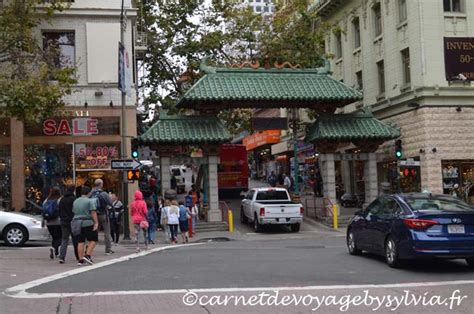 chinatown san francisco visite du quartier chinois