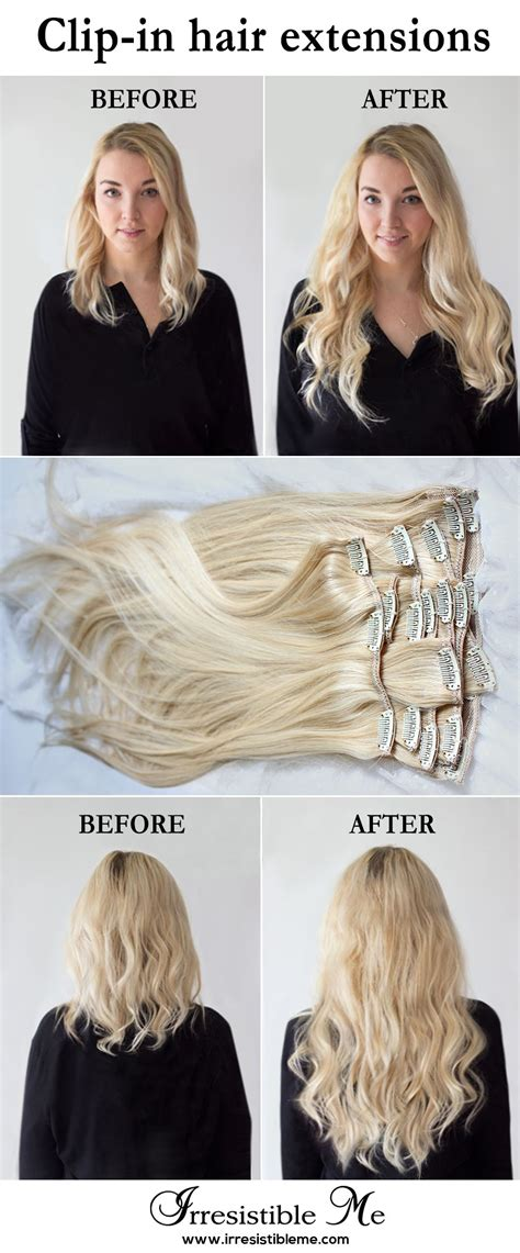 Add Length And Volume In Just Minutes With Irresistible Me