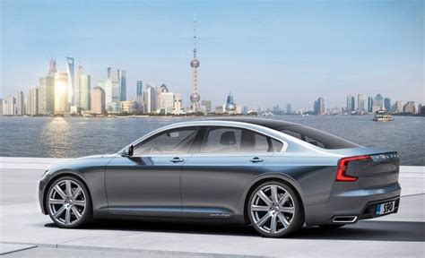Volvo S90 Modification by Volvo S90 2016 Pictures Photos Information Of