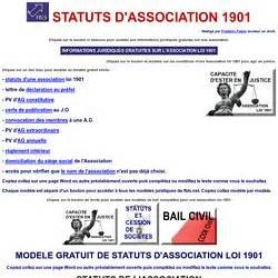 bureau d une association loi 1901 modele statuts association loi 1901 gratuit document