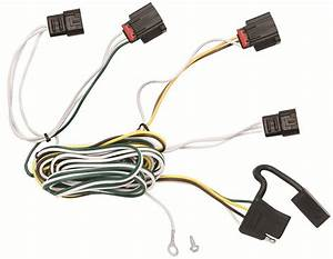 2010 Dodge Journey Trailer Hitch Wiring Kit Harness Plug Play Direct T-one