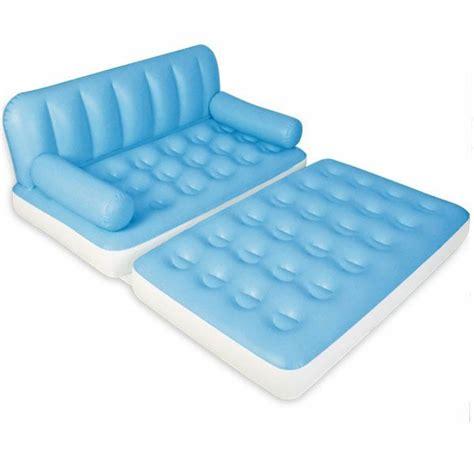 le canapé gonflable qui sont les variantes les plus