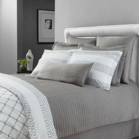 Cotton Coverlets by Downtown Company Quilted Cotton Coverlet Set In