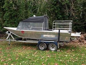 DUCKWORTH Aluminum Inboard Jet Boat 1979 for sale for $1 ...