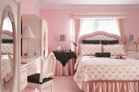 Amazing Pink Bedroom Design Ideas For Teenage Girls