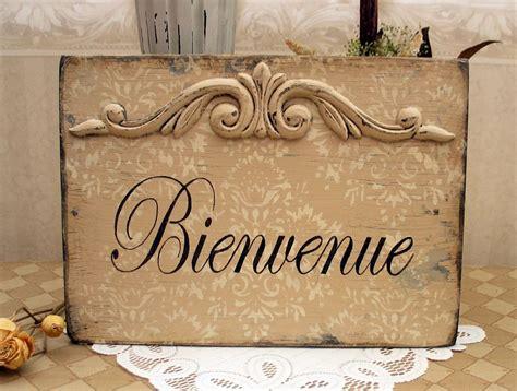 welcome french | harof | Decorazione in stile francese di ...