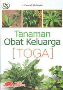 buku tanaman obat keluarga revisi penebar swadaya