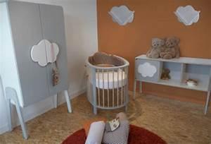 Chambre Bébé Songes et Rigolades Nuage
