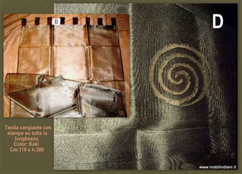 Tendaggi Etnici Tende Etniche Tessuti Tessuti Arredamento Etnico