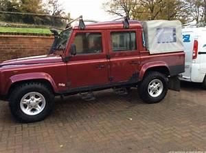 Land Rover Defender 110 Td5 : land rover defender 110 td5 double cab pickup multi point ~ Kayakingforconservation.com Haus und Dekorationen