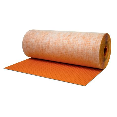 Schluter Ditra Tile Underlayment by Schluter Ditra 3 Ft 3 In X 45 Ft 9 In Tile Uncoupling