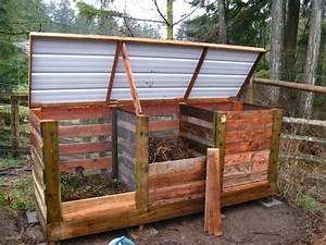 15 Inspiring Homemade or Diy Compost Bin Plans The Self