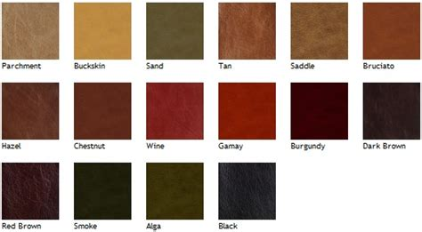 Leather Types & Leather Care Info At Designer Sofas 4u