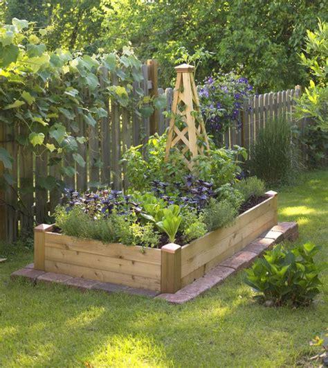garden in a can creating our vegetable garden advice