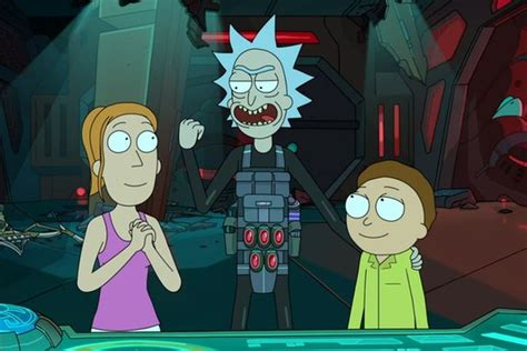 rick  morty season  episode    rick