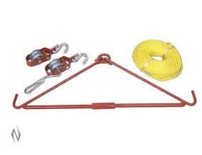 Allen Takedown Gambrel & Hoist Kit