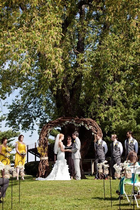 diy barn wedding  maryland   tea barn rustic
