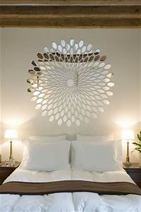 Bedroom mirror wall decor : Beautiful diy wall art ideas for your home
