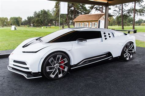 That certainly seems to be the case since cristiano ronaldo recently bought a bugatti la voiture noire. Supercars Gallery: Bugatti Centodieci Exhaust