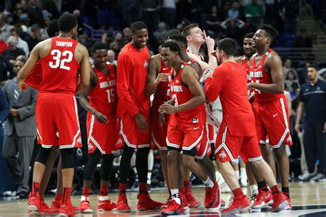ohio state mens basketball schedule examples  forms