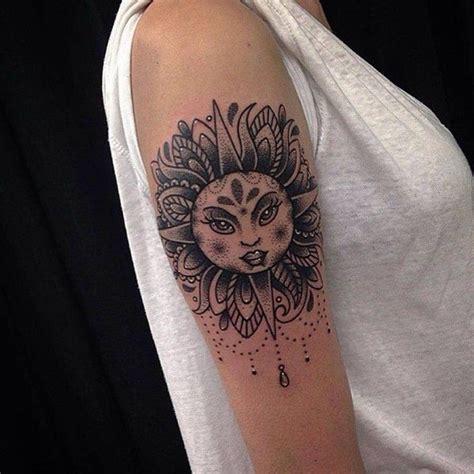 Tatouage Soleil Levant Signification