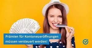 Muss Man Mieteinnahmen Versteuern : muss ich eine pr mie von der bank versteuern smartsteuer blog ~ Eleganceandgraceweddings.com Haus und Dekorationen