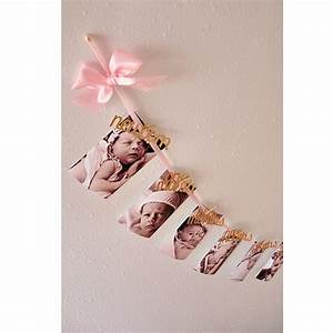 Aliexpress com : Buy 1st birthday decorations DIY Monthly