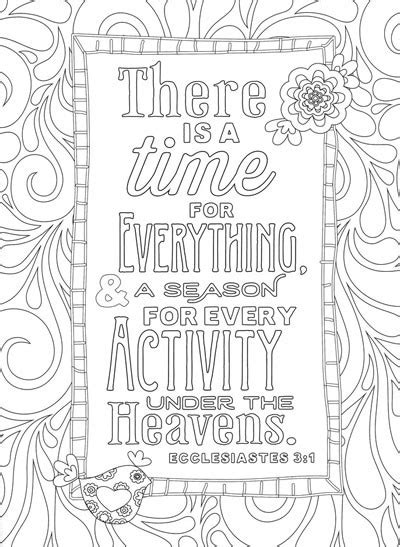 inspiring words adult coloring book paperback 9780310757283