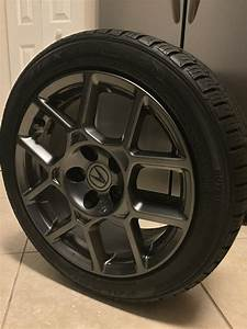 Closed Tl Type-s Wheels   Tires And Tpms