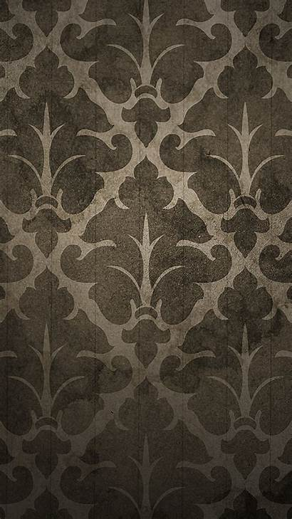 Iphone Android Brown Pattern Realistic Brick Wallpapers