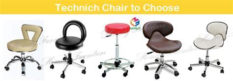 China Luxury Nail Salon Furniture Pedicure Bench Massage