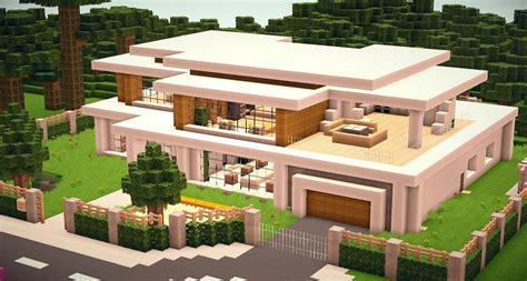 Moderne Häuser In Minecraft by Minecraft Haus Modern 05 Minecraft
