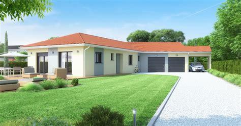 prix maison plain pied 3 chambres maison plain pied garage et carport maisons idéales