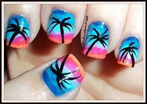 16 Beach-Inspired Nail Designs To Try This Summer