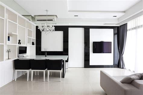 Grey Living Room Hdb by 5 Space Defying Hdb Bedrooms Lookboxliving
