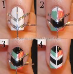 Easy diy nail art tutorial view fullsize