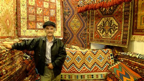 marchand de tapis en anglais on the road again iran 2012 le bazar de tabriz quartier