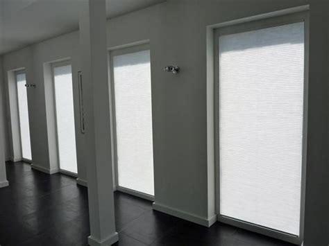 Fenster Mit Automatischem Sichtschutz by Sonnenschutz Sichtschutz Plissee Wieroszewsky
