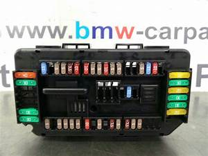 Bmw 1 Series F20 Fuse Box 9224866  9389068 Breaking For