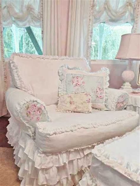 66 best shabby chair covers images on