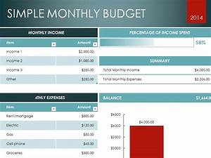 Smart Points Budget Berechnen : download monthly budget excel template microsoft excel templates ~ Themetempest.com Abrechnung