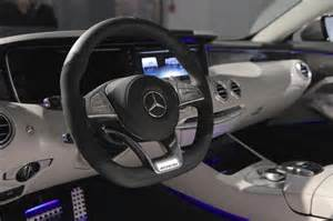 Mercedes S63 AMG Coupe Interior