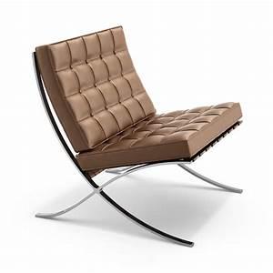 Fauteuil Mies Van Der Rohe : le fauteuil barcelona guten morgwen ~ Melissatoandfro.com Idées de Décoration