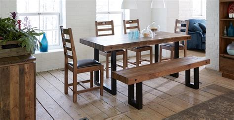dining room table with bench and chairs dining furniture in a range of styles dfs
