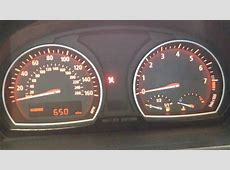 How to Reset the Oil Service Reminder on a BMW X3 & Z4