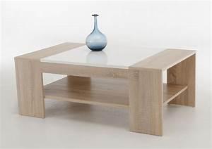 Tisch Eiche Weiß : couchtisch otmar sonoma eiche wei nb 111x67x44 wohnzimmertisch tisch wohnbereiche wohnzimmer ~ Indierocktalk.com Haus und Dekorationen