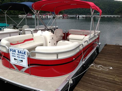 Pontoon Boat Trailer For Sale Virginia by Tahoe Luxury Pontoon Lt Cruise Boat For Sale From Usa