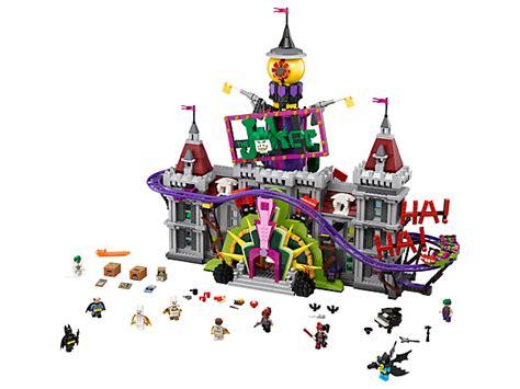 The Joker™ Manor 70922 The Lego® Batman Movie Lego Shop
